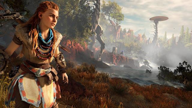 Mira el rendimiento de Horizon: Zero Dawn en PS4 Pro
