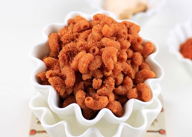 Begini Cara Gampang Membuat Macaroni pedas asin