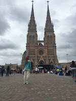 imagen de la basilica de lujan