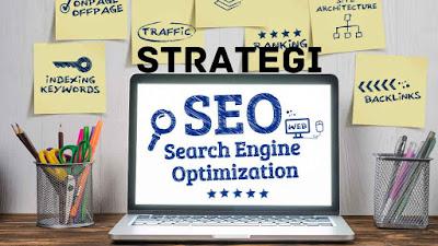 7 Strategi SEO untuk Meningkatkan Jumlah Pengunjung Blog