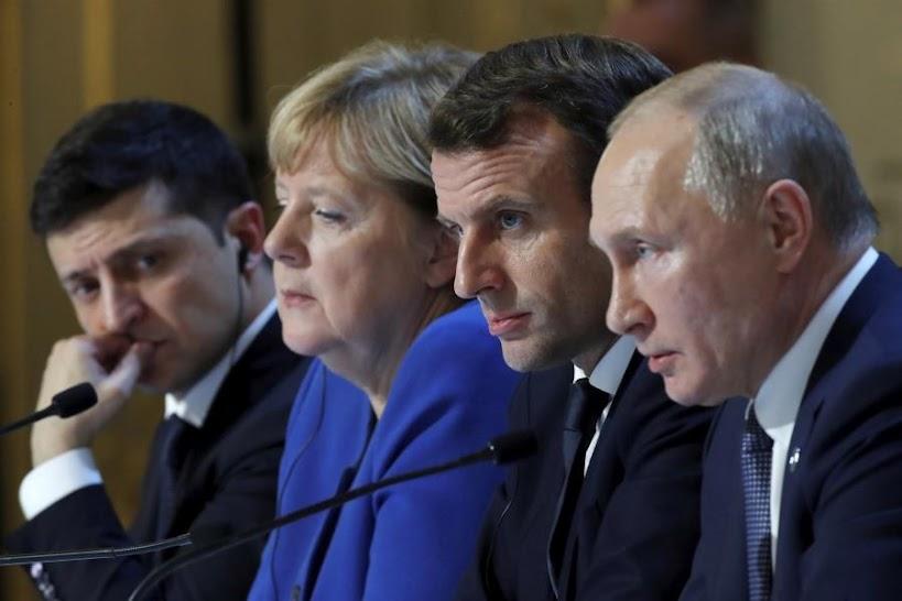Κρεμλίνο: Ετοιμάζεται τηλεδιάσκεψη Πούτιν - Μέρκελ - Μακρόν
