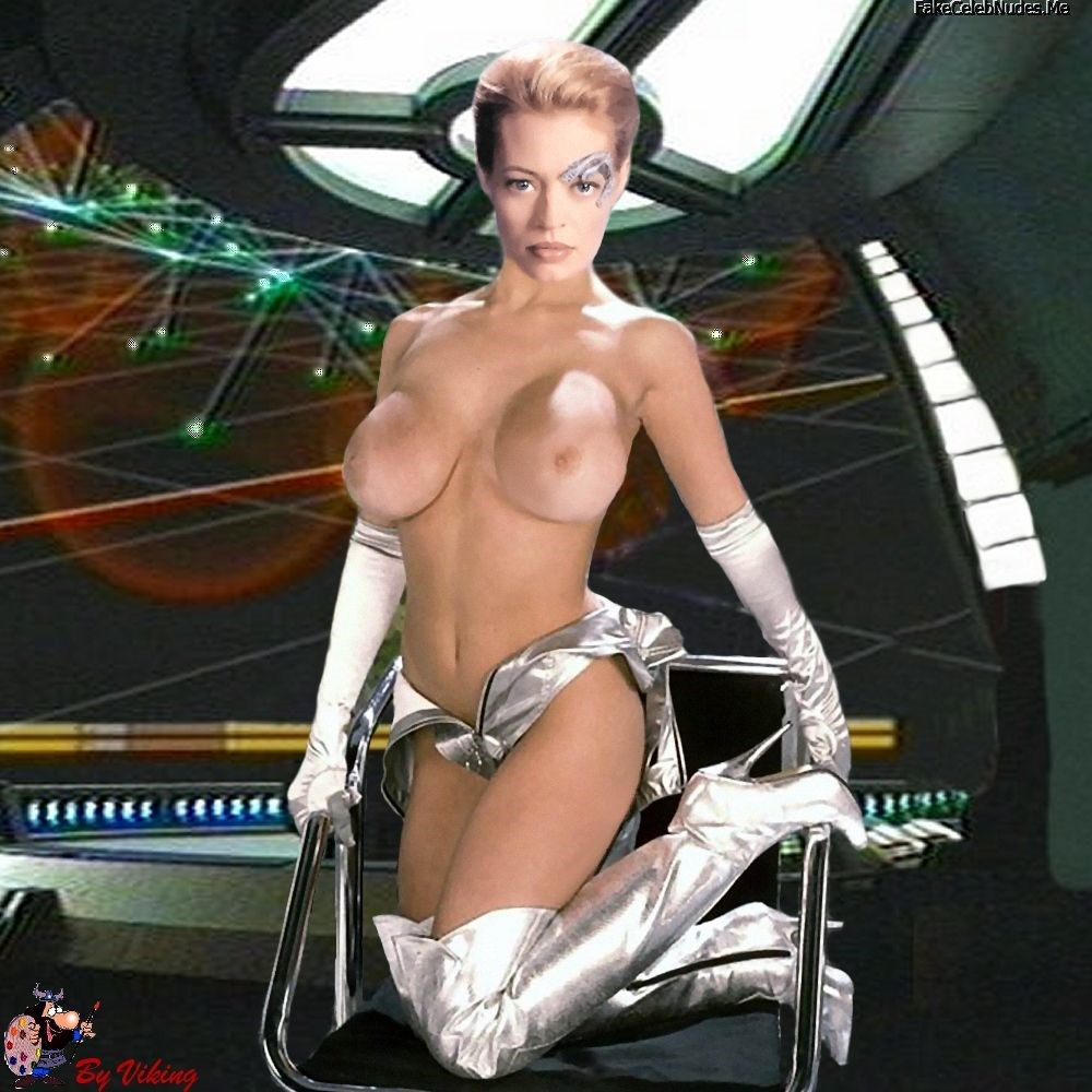 Star trek seven of nine porno opinion