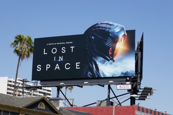 Lost in Space Robot cut-out billboard