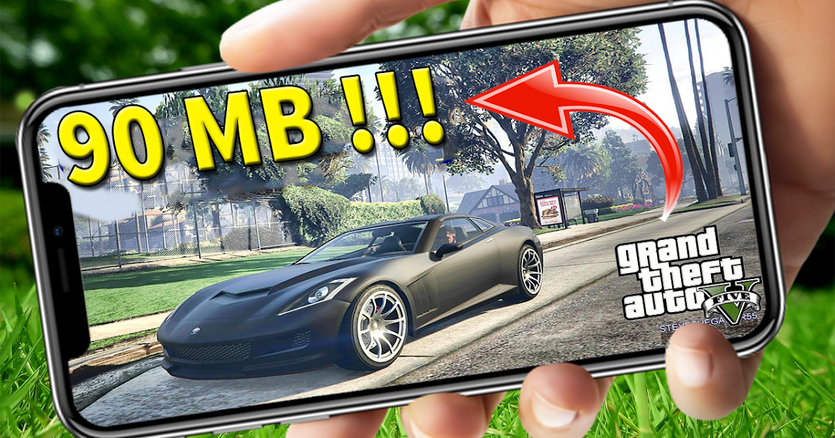 Download GTA 5 Game Mobile Apk || Latest Special Edition ...