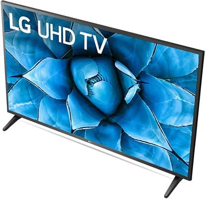 LG 55UN7300PUF: 55 '' 4K Smart TV with LG Magic Remote, webOS and Ultra Surround Sound