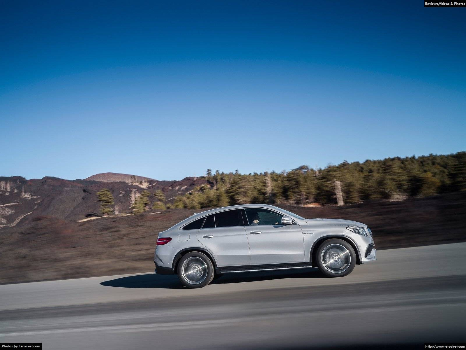 Hình ảnh xe ô tô Mercedes-Benz GLE63 AMG Coupe 2016 & nội ngoại thất