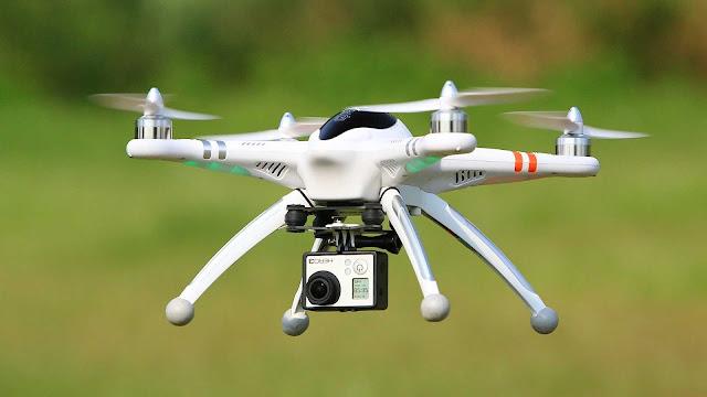 Melihat Perkembangan Multicopter (Drone) Saat Ini