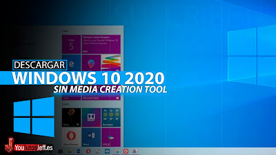 como descargar windows 10 sin media creation tool