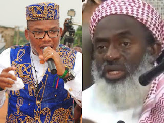 Nnamdi Kanu EXPOSES Sheikh Gumi In New Tweet With Photo Evidence