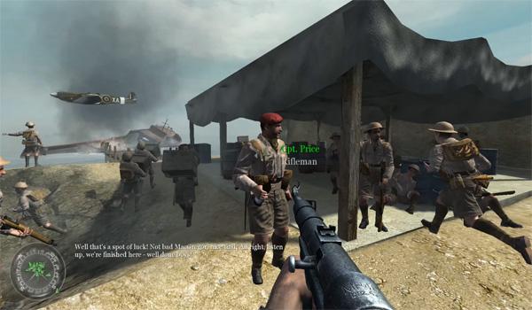 تحميل لعبة Call Of Duty 2 الاصلية