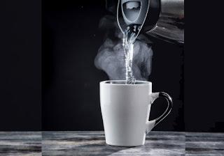 warm water for pneumonia