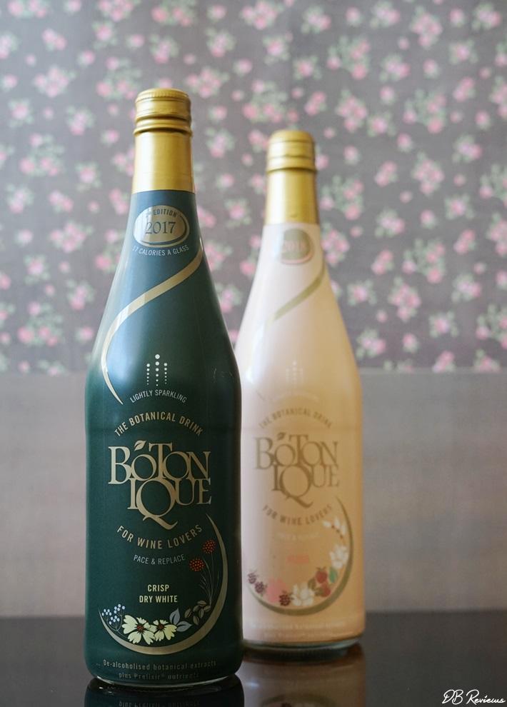 Botonique sparkling non-alcoholic drinks