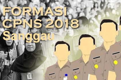 Formasi CPNS Sanggau 2018