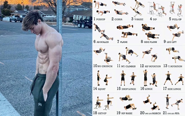 For Fat Loss..The 8 Most Powerful No Equipment Moves
