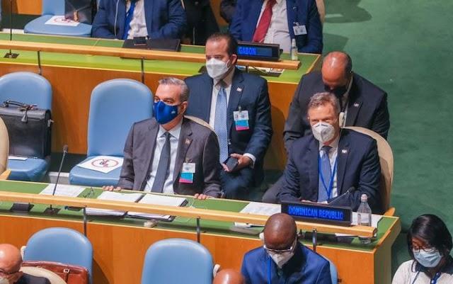 Mira aquí algunos de los temas que tratará Abinader mañana en la ONU