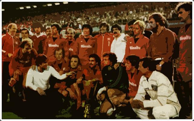 Eintracht Frankfurt Copa UEFA