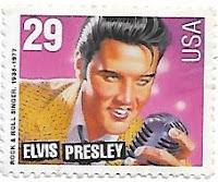 Selo Elvis Presley