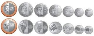 uang koin Filipina atau Republik Filipina