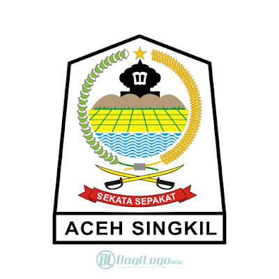 Kabupaten Aceh Singkil Logo Vector