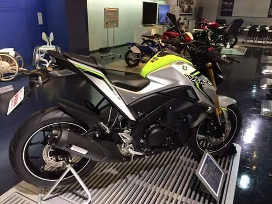 Yamaha M-Slaz 150 Bakal Di lancarkan Secara Rasmi Februari 2016?