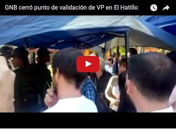 Tibisay ordenó cierre de mesas con gente en la cola en Chacao y El Hatillo