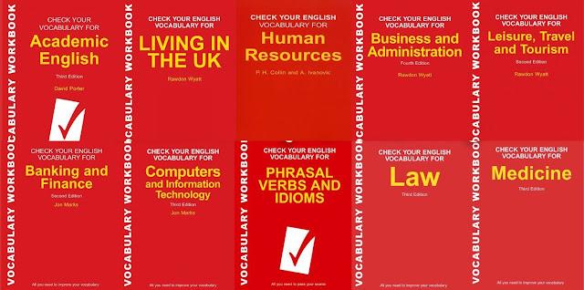 Check you English Vocabulary Series