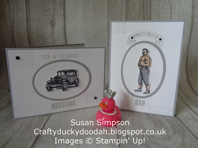 #stampinupuk, Craftyduckydoodah!, Guy Greetings, May 2018 Coffee & Cards Project, Stampin' Up! UK Independent  Demonstrator Susan Simpson, #lovemyjob, Supplies available 24/7 from my online store,