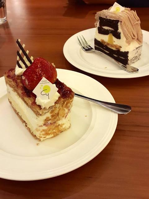 Chef Yamashita Cakes, My Kind of Sweet Heaven