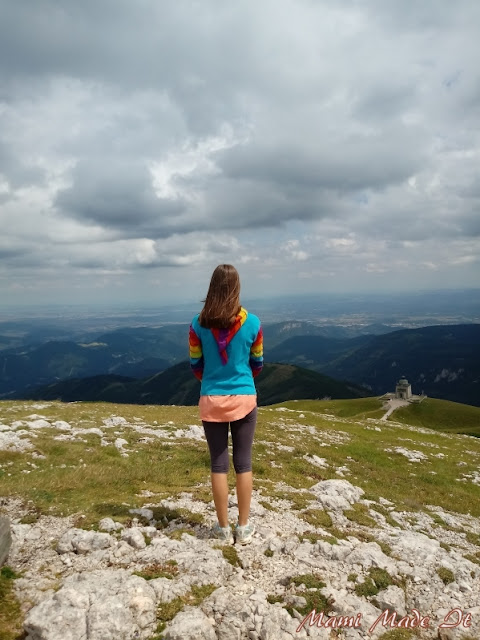 Wandern am Schneeberg - Hiking on Snow Mountain