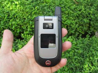 hape outdoor Motorola Tundra VA76R