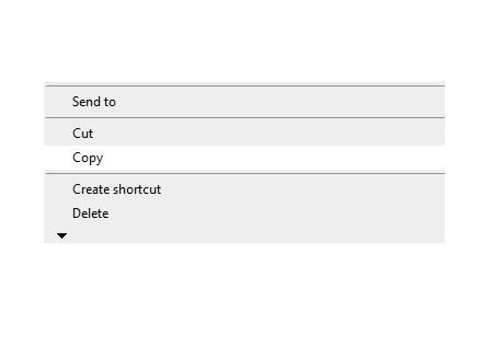 Fungsi Perintah Cut di Android dan Windows