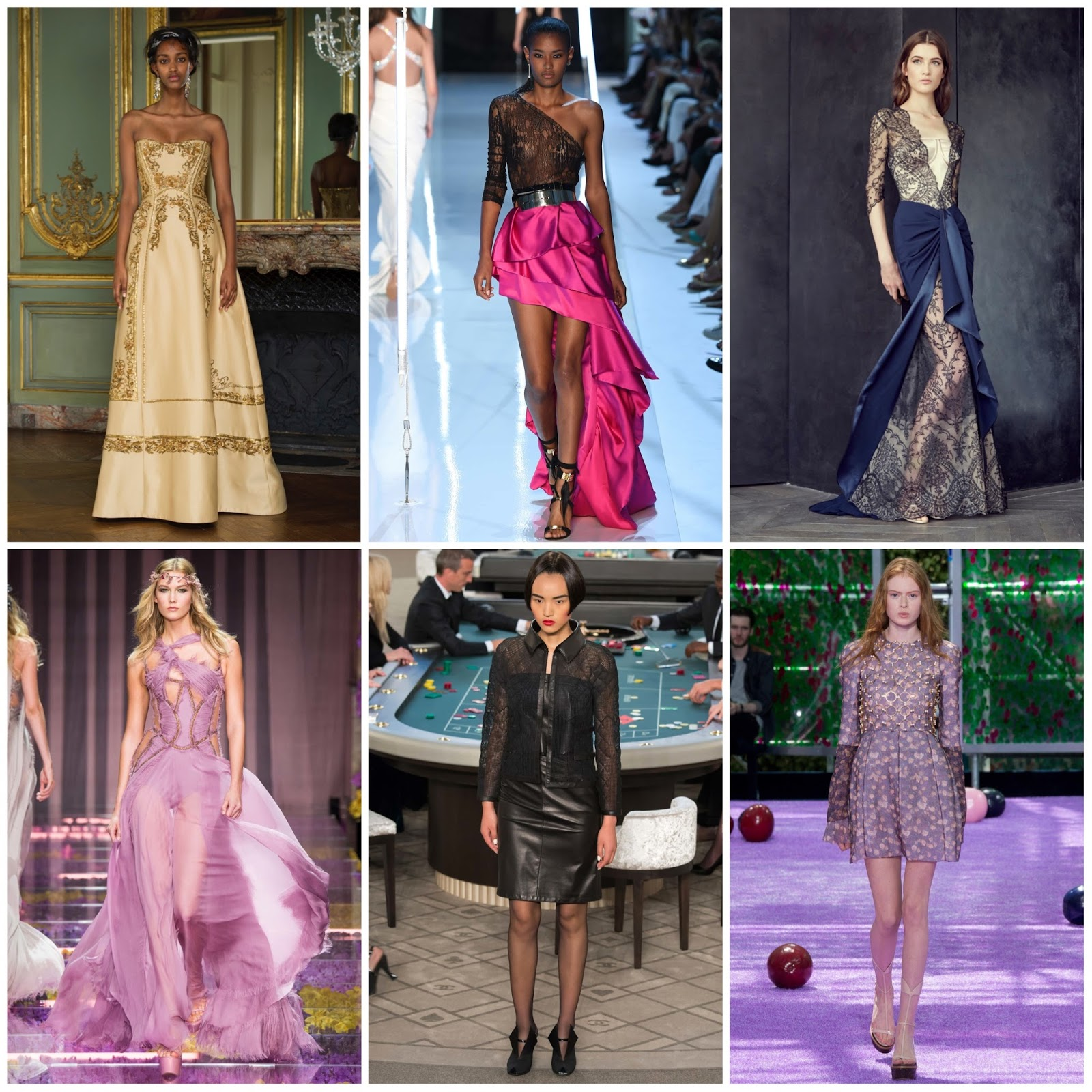 Favourites from the Fall 2015 Couture Collections [Part 1]
