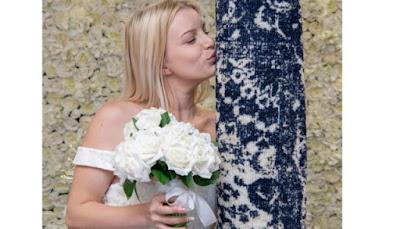 "Shocking!!! As Lady Marries Her Carpet ""Mat"""