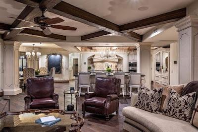 Tư vấn nội thất kiểu nhà biệt thự