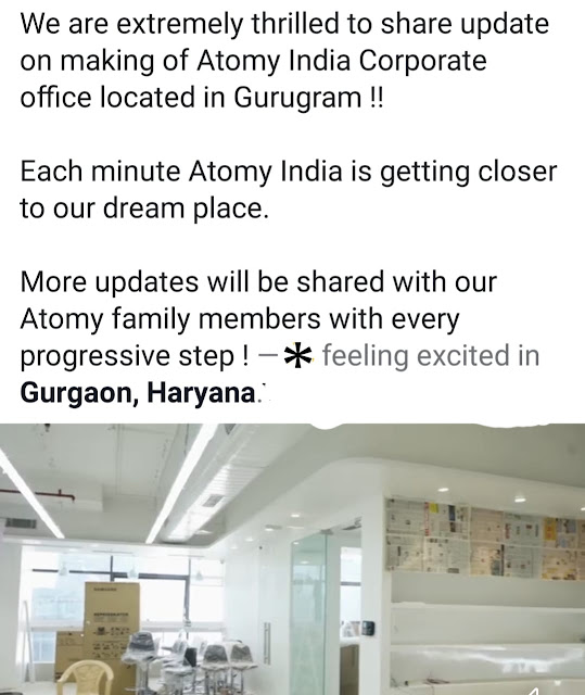 Atomy India Official News