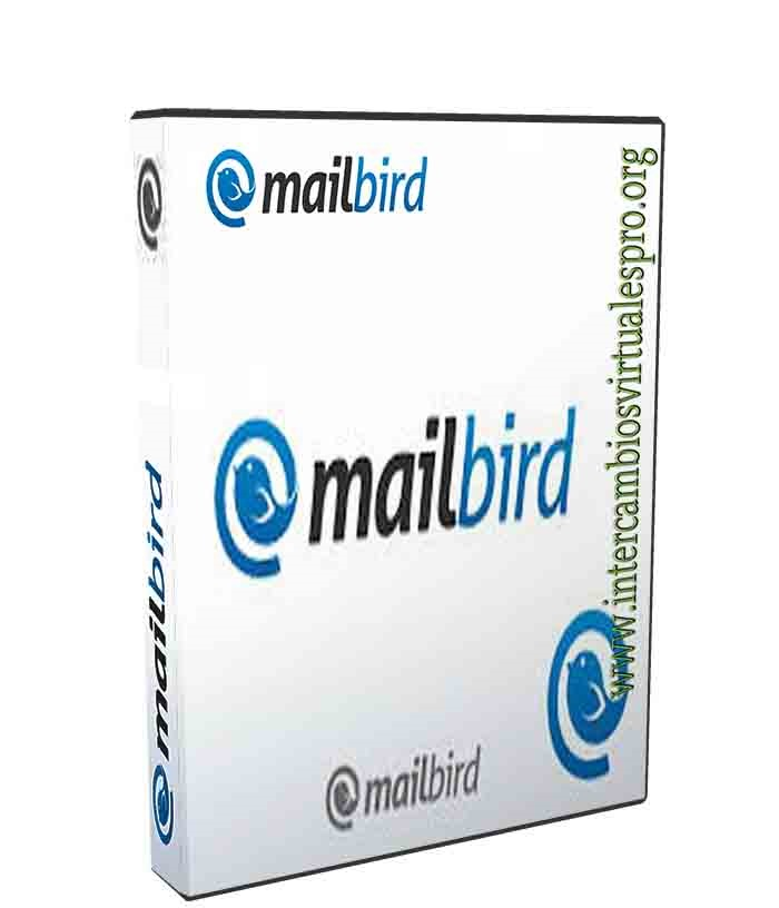 Mailbird Pro 2.3.30.0 poster box cover