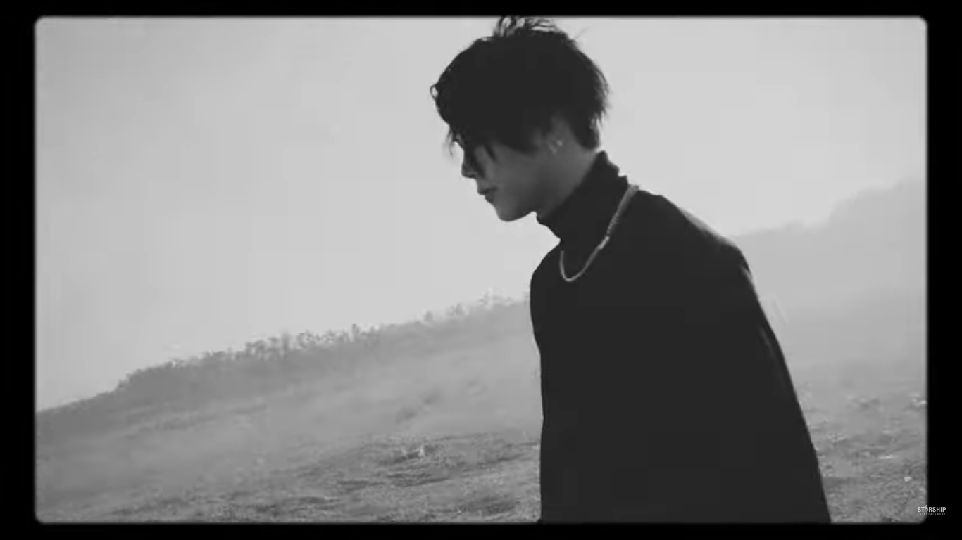 MONSTA X's Joohoney Looks Emotional in 'SMOKY' MV