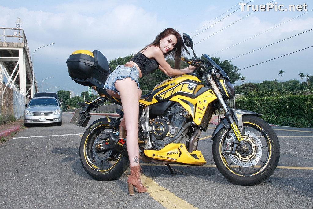 Image Taiwanese Model - Suki - Beautiful and Lovely Motor Racing Girl - TruePic.net - Picture-4