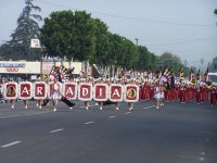 ROAD CLOSURES: Arcadia Festival of Bands