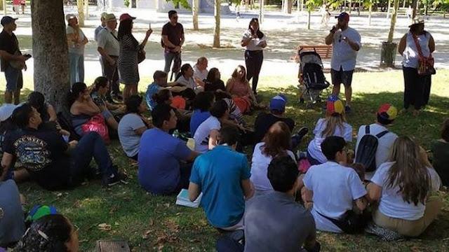 Asilados venezolanos en España tienen 15 días para abandonar los refugios