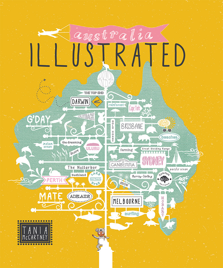 Illustrated Book Cover Review : Kids book review australia illustrated