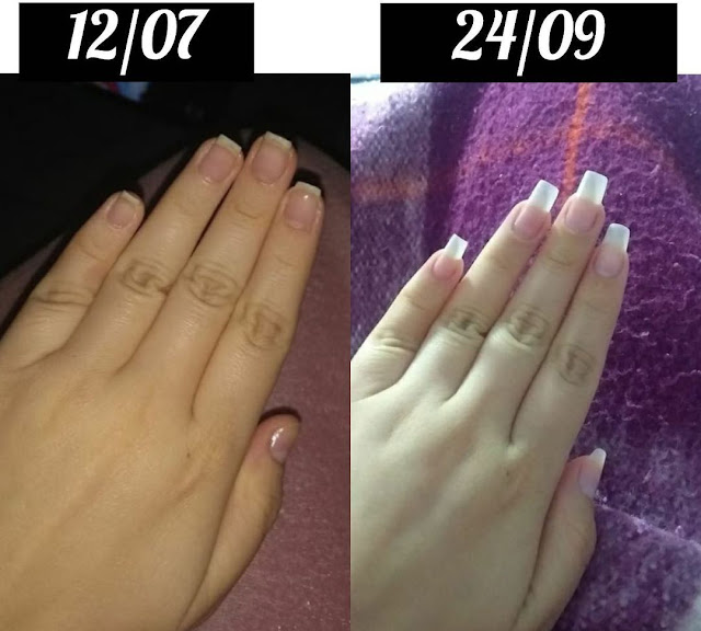 De quoi avons-nous besoin pour avoir des ongles longs et solides ?