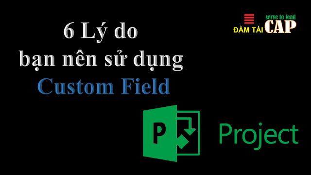 6 Lý do bạn nên sử dụng Custom Field