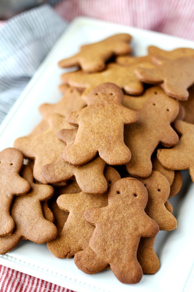 Pogens Ginger Snaps (Copycat) with cinnamon and ginger