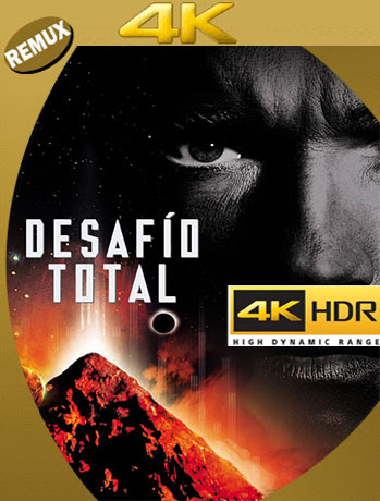 El vengador del futuro (Total Recall) (1990) 4K Remux Latino [GoogleDrive] Tomyly