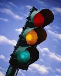 Rangkaian Lampu lalu lintas menggunakan TDR dan Kontaktor Magnet