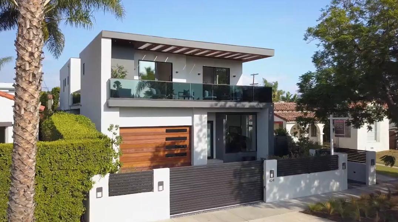 42 Interior Design Photos vs. 424 N Flores St, Los Angeles, CA Luxury Home Tour