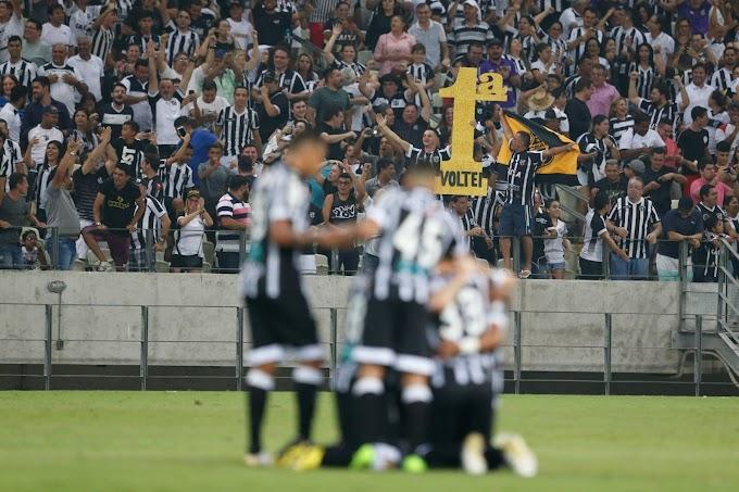 ACESSO: Ceará está de volta à primeira divisão