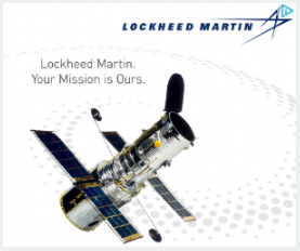 ad by Lockheed Martin