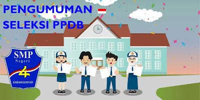 pengumuman ppdb 2020/2021